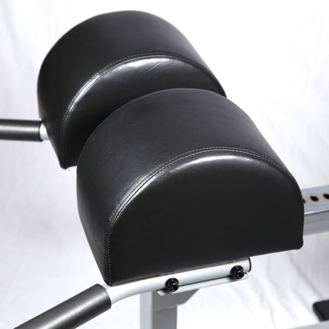 body solid glute ham trainer fitnessexpress24. Black Bedroom Furniture Sets. Home Design Ideas
