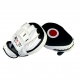 BOX-TEC Fight Gear Focus-Pads - Boxpratzen - Handpratzen 1 Paar