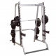 Body-Solid® Linear Multipresse, Smith Machine Press Rack